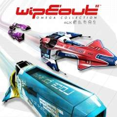 [PSN Store] WipEout Omega Collection PS4