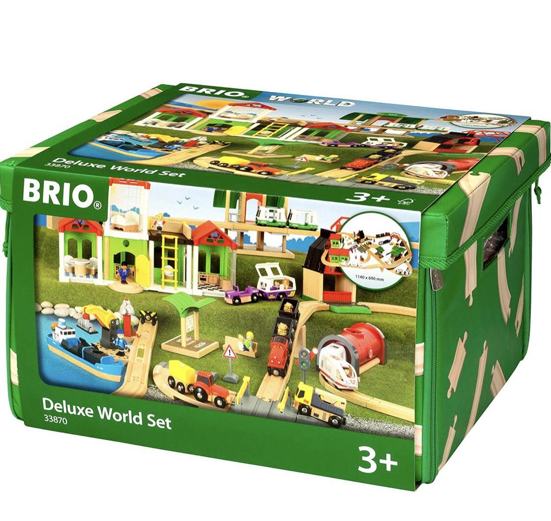BRIO - World Set Deluxe 33870