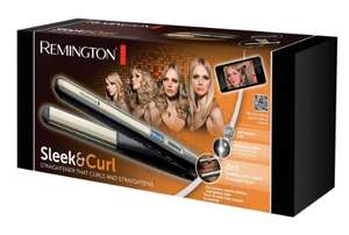 Amazon Remington Haarglätter Sleek & Curl S6500 15 Euro inkl. Versand für Prime Kunden