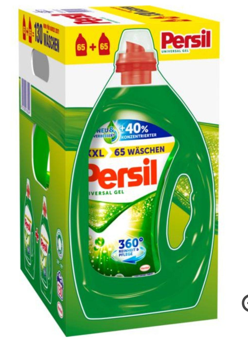 Persil  Waschmittel 130 Ladungen für 20,99€