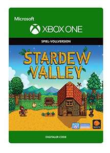Stardew Valley für 11,99€ [Xbox One - Download Code] [amazon]