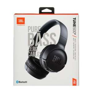 JBL Tune 500BT Wireless On-Ear-Headset *Lokal für Grenzgänger NL*