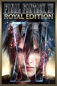 [Xbox Store Türkei] Final Fantasy XV Royal Edition