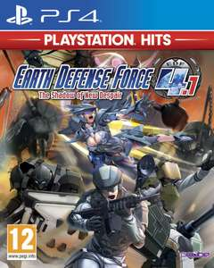 Earth Defense Force 4.1: The Shadow of New Despair (PS4) für 11,86€ (Base.com)