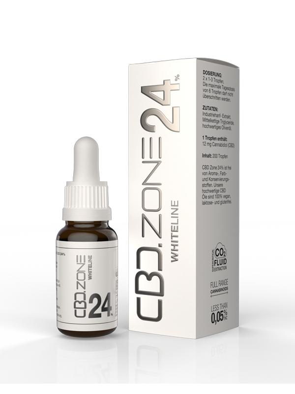 CBD Öl von CBD.Zone  25% Rabatt auf alle Produkte