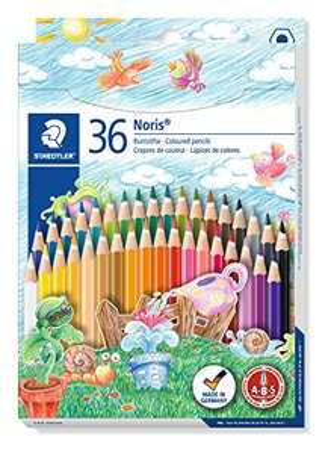 [Amazon Prime] Staedtler 144 ND36 - Buntstifte Noris Club, 36 Farbstifte