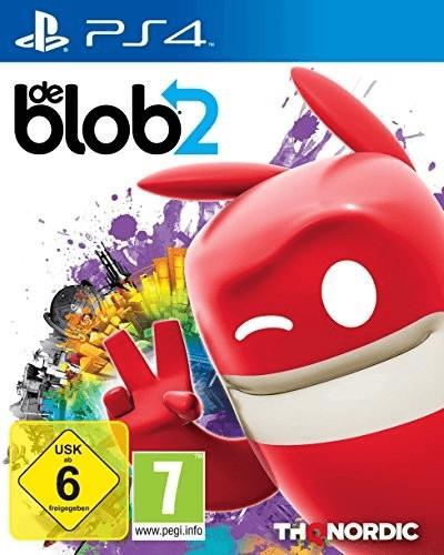 de Blob 2 (PS4) für 14,99€ bzw. 12,75€ (Müller)