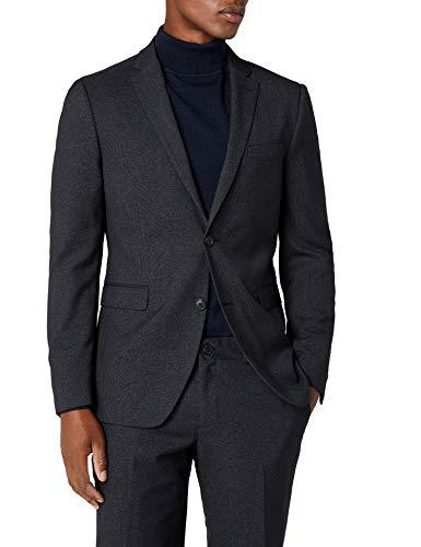 ESPRIT Herren Anzugjacke ab 19,10€ (22,09) - in blau und schwarz