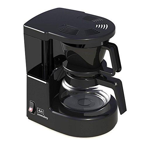 "Melitta Platzsparende Filterkaffeemaschine ""Aromaboy 1015-02"" (2 Tassen-Glaskanne, Filtereinsatz) [Amazon-Prime]"