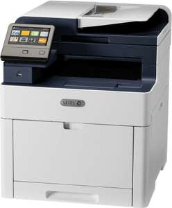 Xerox WorkCentre 6515DN (Drucker/Scanner/Kopierer/Fax, 28 S/min, Duplex, Gigabit-LAN, USB 3.0, Apple AirPrint, Google Cloud Print, Mopria)