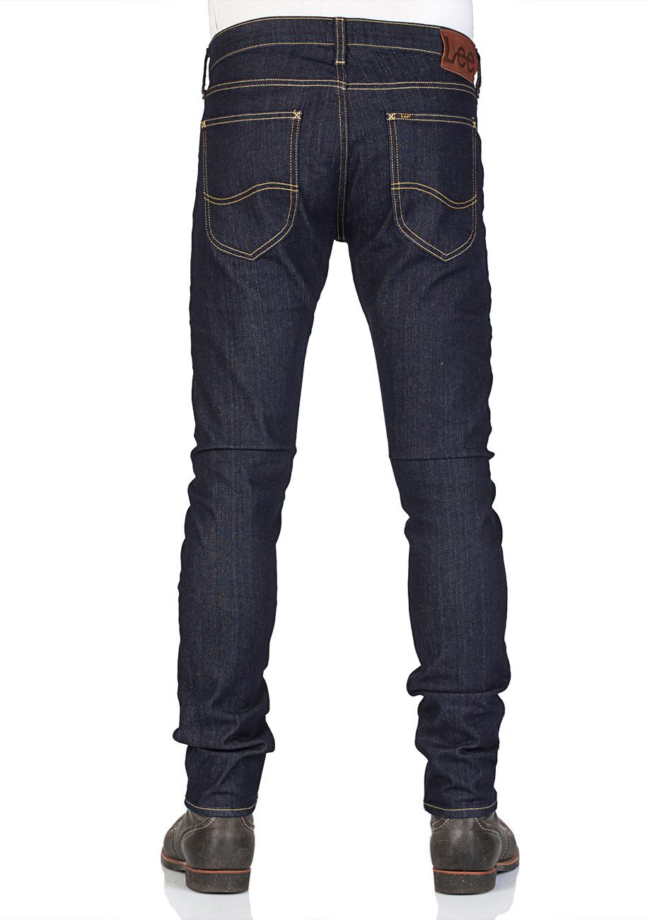 Lee-Sale: Jeans & Hosen je 29,95€ + 10% Rabatt on top ab 3 Artikeln, z.B. Lee Herrenjeans Rider Slim Fit