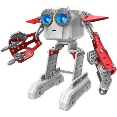 Spin Master Micronoid Roboter-Bausatz / rot