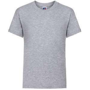 10er Pack Russell Basic T-Shirts in oxford grey (Gr. S - XXL)