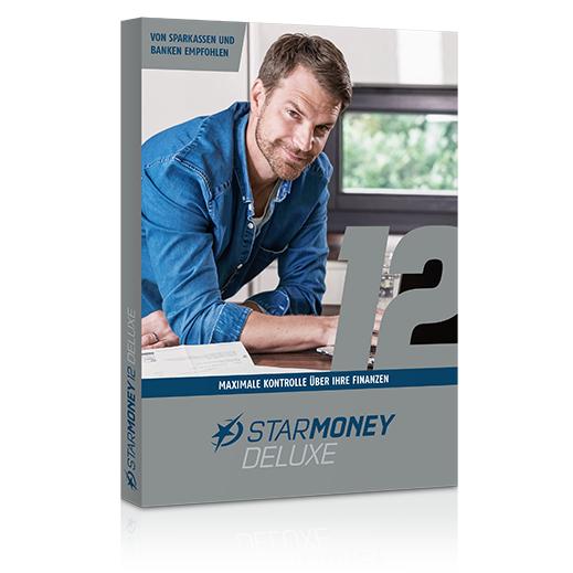 Finanzsoftware StarMoney 12 Deluxe