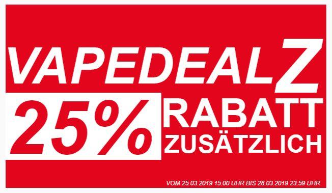 25% bei Meisterfids-Paff auf alles im Sale