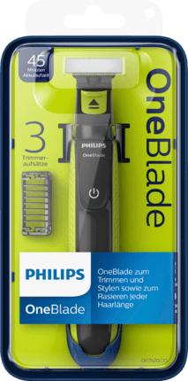 Philips OneBlade DM Drogeriemarkt