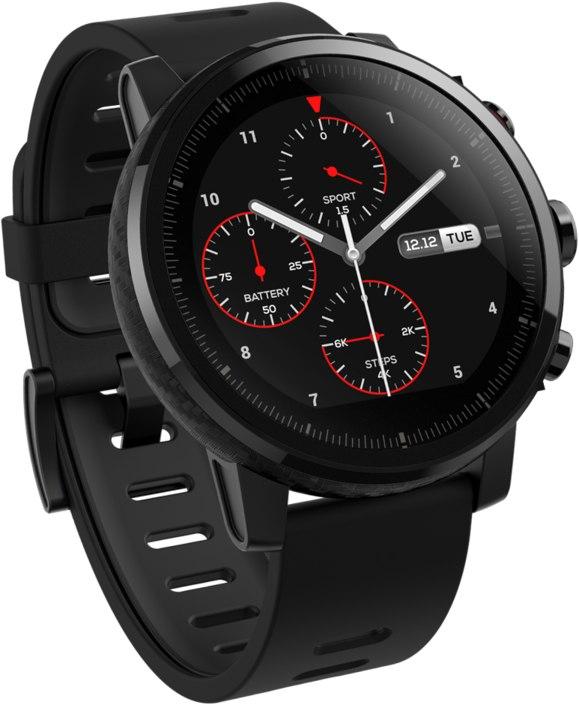 [eBay-Tekpoint] Xiaomi Huami Amazfit Pace2 Stratos Smartwatch für 129,90€ EU-Ware vom dt. Händler