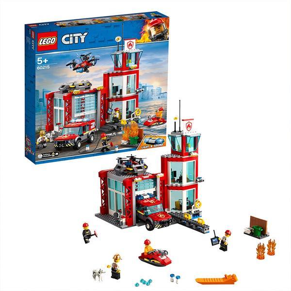 [Thalia.at] - Lego Feuerwehr Station 60215