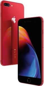Apple iPhone 8 Plus 64GB PRODUCT RED Edition für 599€ inkl. Versandkosten