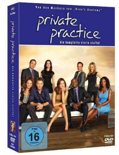 Private Practice - Die komplette vierte Staffel [6 DVDs] für 10,97€ inkl. Versand @Amazon