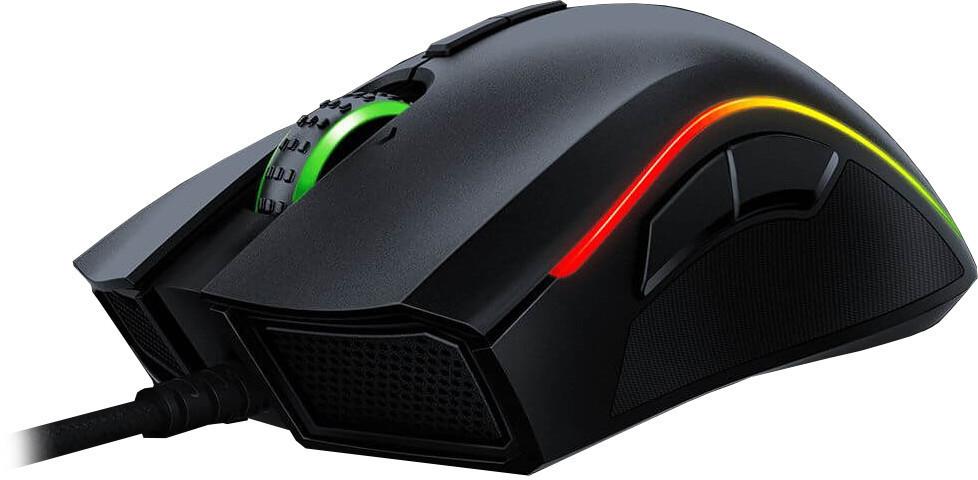 Razer Tiefpreisspätschicht - z.B. Mamba Elite Maus, Naga Trinity Maus für 69€, Huntsman Tastatur für 95€, Kraken Pro V2 Headset für 47€