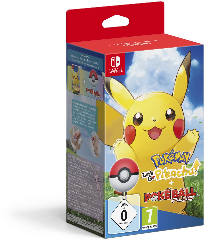 [GDD] Pokémon: Let's Go, Pikachu + Pokéball Plus   Final Fantasy XV Royal Edition - 10€   The Last of Us: Remastered - 12€   NBA 2K19 - 19€