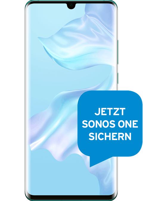 Huawei P30 PRO + Sonos One für gesamt 814,98 €