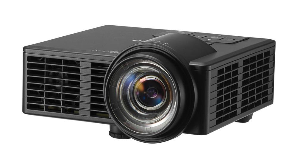 "Ricoh Mini Kurzdistanz-Beamer ""PJ WXC1110"" (DLP, LED, 1280 x 800, 600 Lumen, HDMI, 3D) [Office-Partner]"