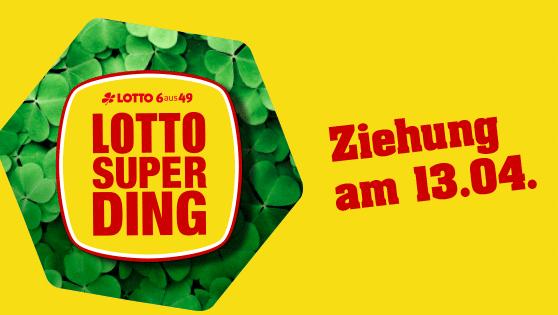 [Lokal NRW] Westlotto Shoop 10% + SuperDing = 50 Tipps für 27€ eff.