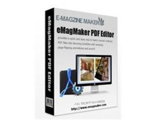 eMagMaker PDF Editor (Kostenlos statt 79 $ ) @glarysoft.com