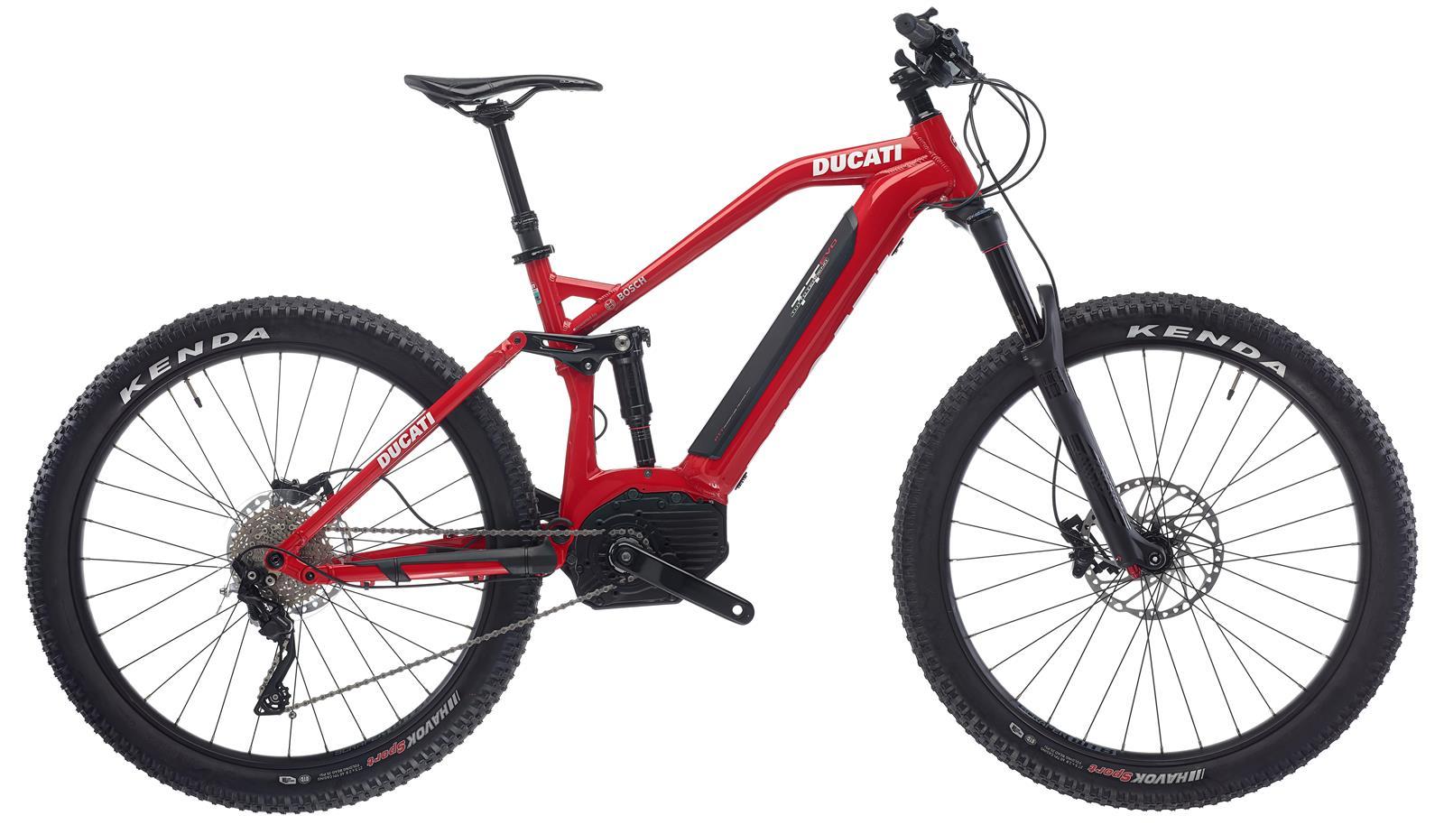 """E-Bike Ducati TTEvo (Bosch) 27""""5 - 2018"""
