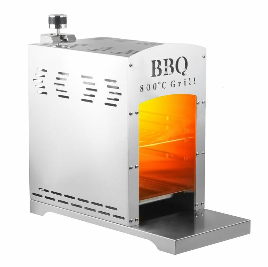 BBQ 800°C Gasgrill mit Oberhitze für 99,- € [Thomas Philipps]