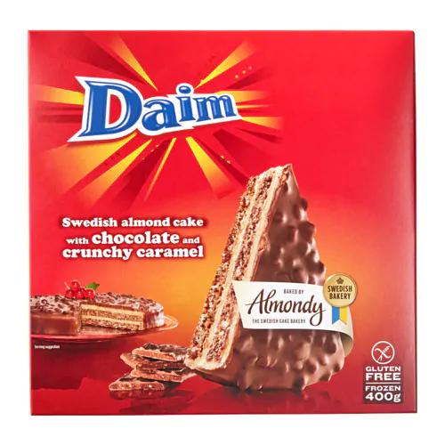 XXL Almondy Mandeltorte Toblerone, Daim 1000g für 3,49€ bei (Jawoll)