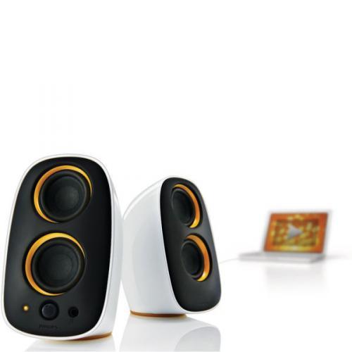"Philips™ - 2.0 Multimedia-Lautsprecher ""SPA3210/27"" für €18,68 [@Sendit.com]"