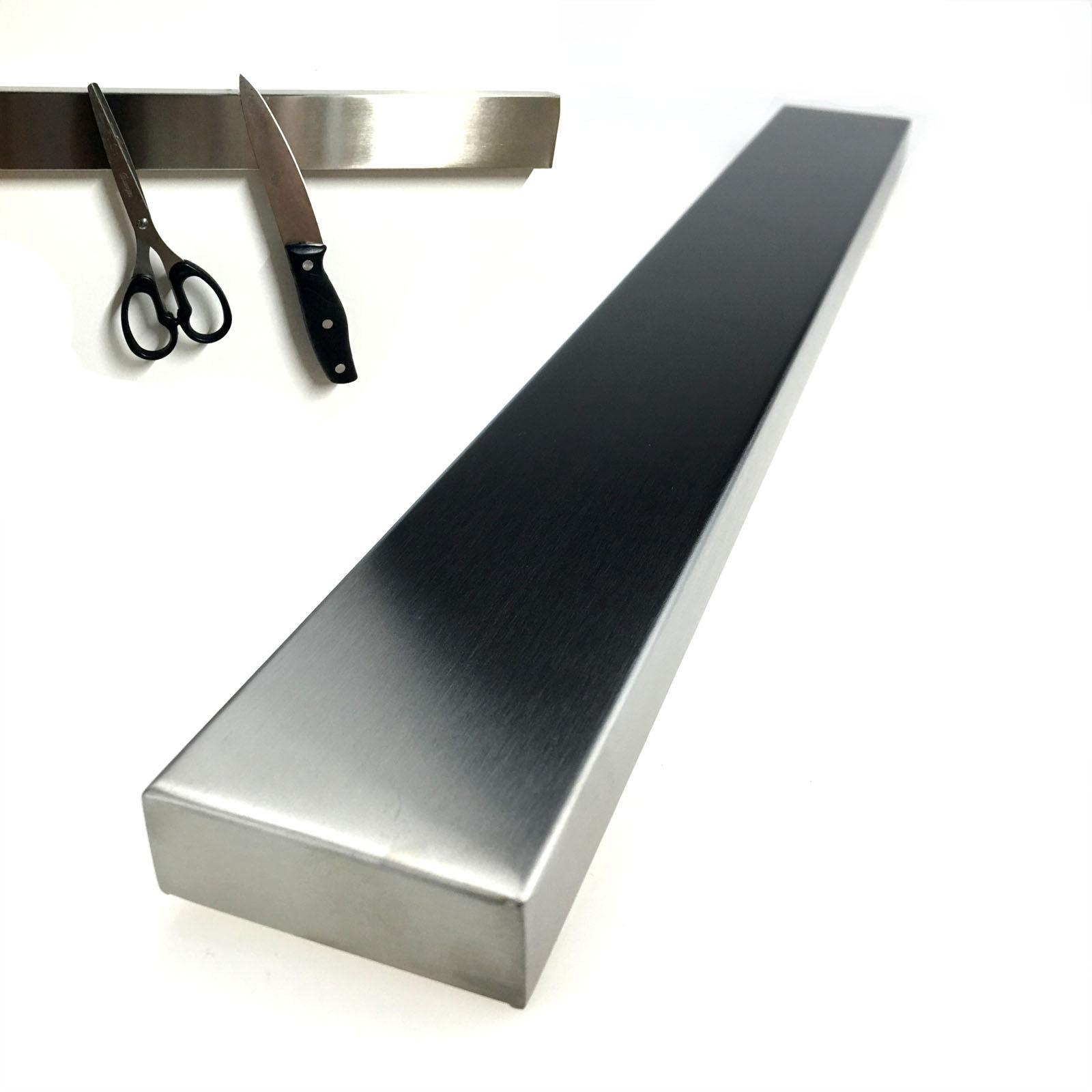 Edelstahl Messerhalter 40cm   Magnetische Küchenmesser Leiste   Magnetleiste