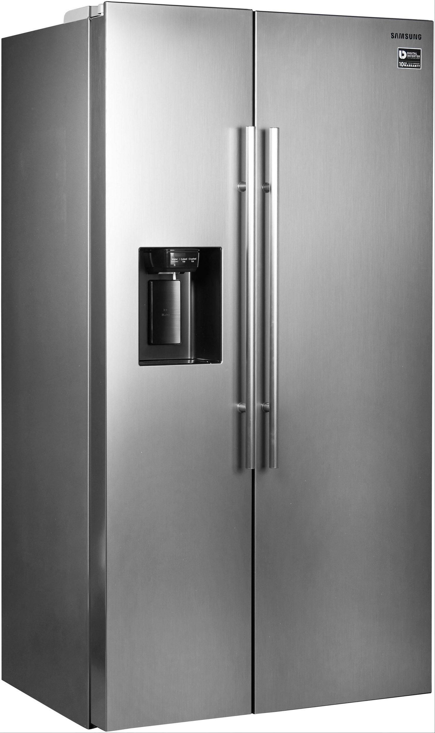 20% auf Samsung-Haushaltseletronik, z.B. Side-by-Side-Kühlschrank Samsung RS6JN8211S9 (A++, 407L/202L, Wasser-/Eiswürfelspender, NoFrost)