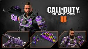 Call of Duty: Black Ops 4 Anpassungsbundle (PS4) (Twitch Prime)
