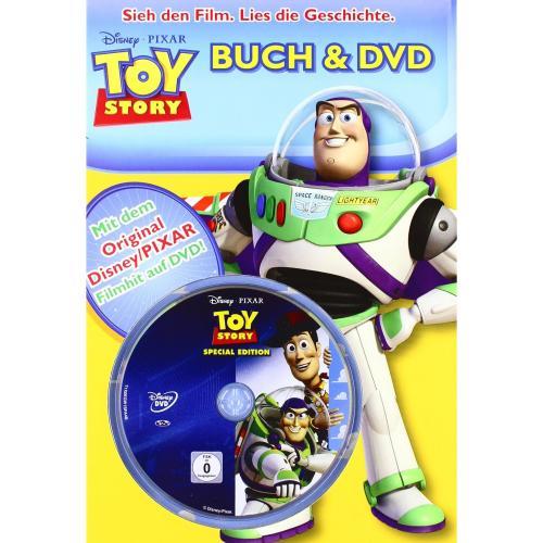 Disney DVD + Buch je 3,99€ bei KiK [bundesweit]