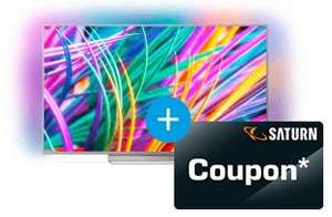 TV Weekend: Philips 55PUS8303 oder Sony KD-65XF7596 für je 799€ + 90€-Coupon