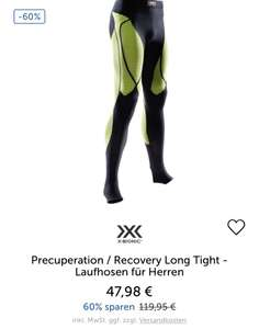 X-Bionic Recovery Long Tight (S)