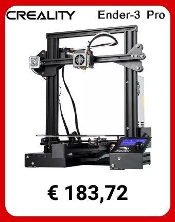 Creality 3D Drucker Ender 3 Pro, verbesserte Version des Ender 3, Versand aus D/PL/CZ, VGP: 249 €