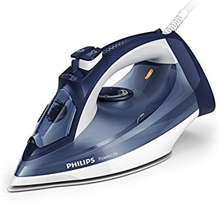 Philips PowerLife GC2994/20 Dampfbügeleisen (2400 W) blau/weiß (Amazon Prime)
