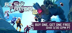 Steam: Risk of Rain 2 [Early Access] buy 1, get one free
