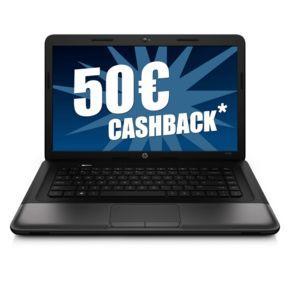 HP 650 B6N09EA @notebooksbilliger +HP Cashback-Aktion + Qipu-Cashback