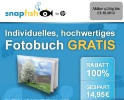 Snapfish Fotobuch mit 26 Seiten für 4,95 Euro inkl. Versand [Preis24] - auch Bestandskunden