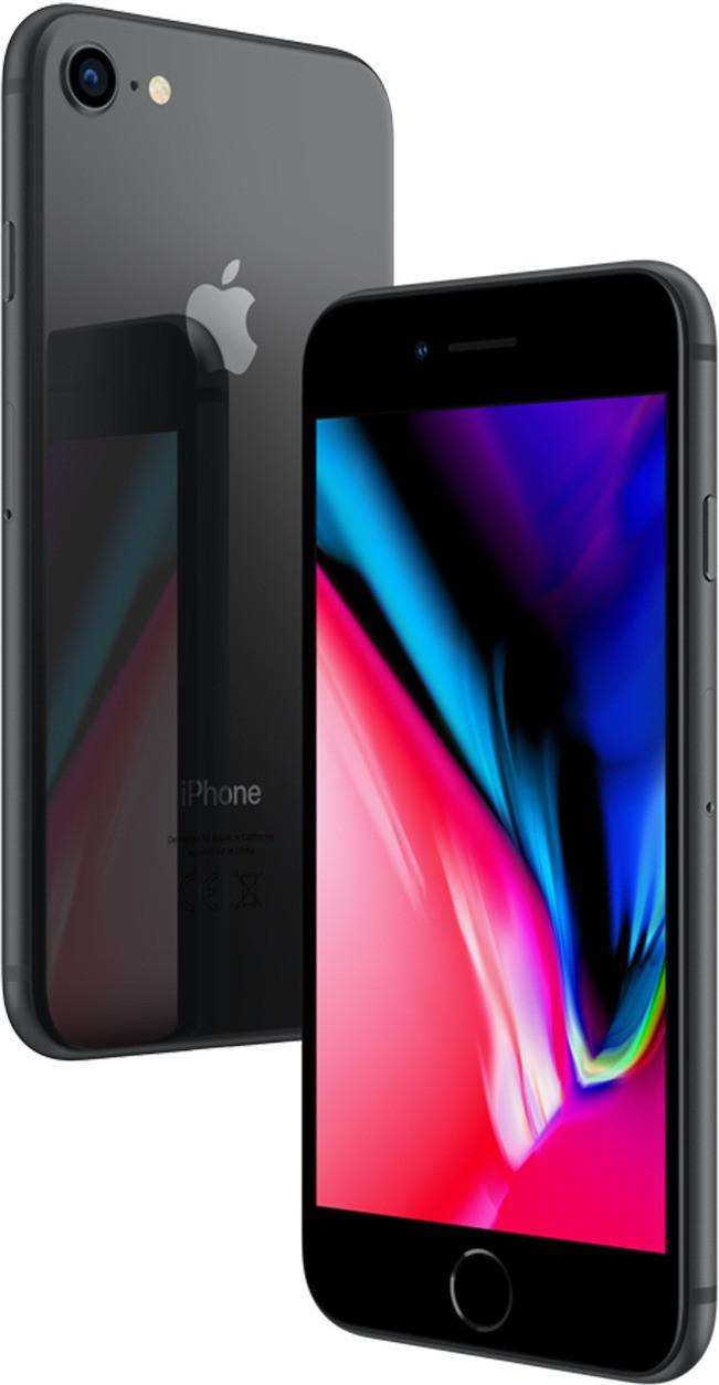 Apple iPhone 8 64 GB spacegrau NEU für 499,90€ inkl. Versandkosten
