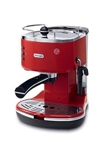 [Amazon Prime] De'Longhi ECO 311.R Icona Vintage Siebträger Kaffeemaschine