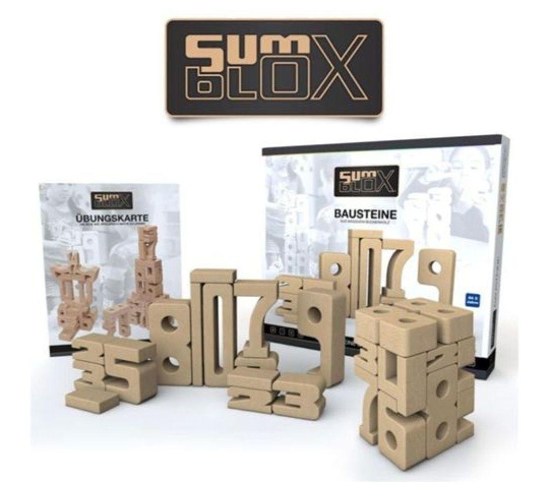 Sumblox ZahlenBausteine - 25% auf Spielzeug bei mypram.de