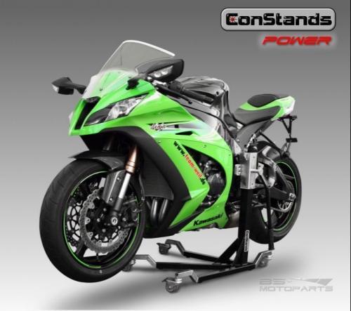Motorraddeal: Constands Montageständer -40%  incl. Rollensatz und VSK
