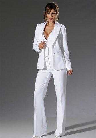 [50 % Reduziert] 3-tlg. Anzug in weiß / Laura Scott / statt 99,99 nur 49,90 €